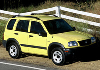2004 Suzuki Vitara 4 Dr LX 4WD SUV picture, exterior