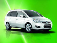 2007 Vauxhall Zafira Picture Gallery