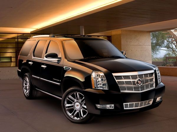 Picture of 2009 Cadillac Escalade ESV 4WD