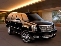 Picture of 2009 Cadillac Escalade ESV AWD, exterior, manufacturer