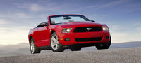 Picture of 2009 Ford Mustang V6 Premium Convertible, exterior, manufacturer