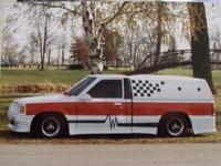 1986 Mazda B2000 picture, exterior