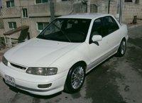 1995 Kia Sephia Overview