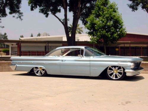 Picture of 1960 Pontiac Bonneville