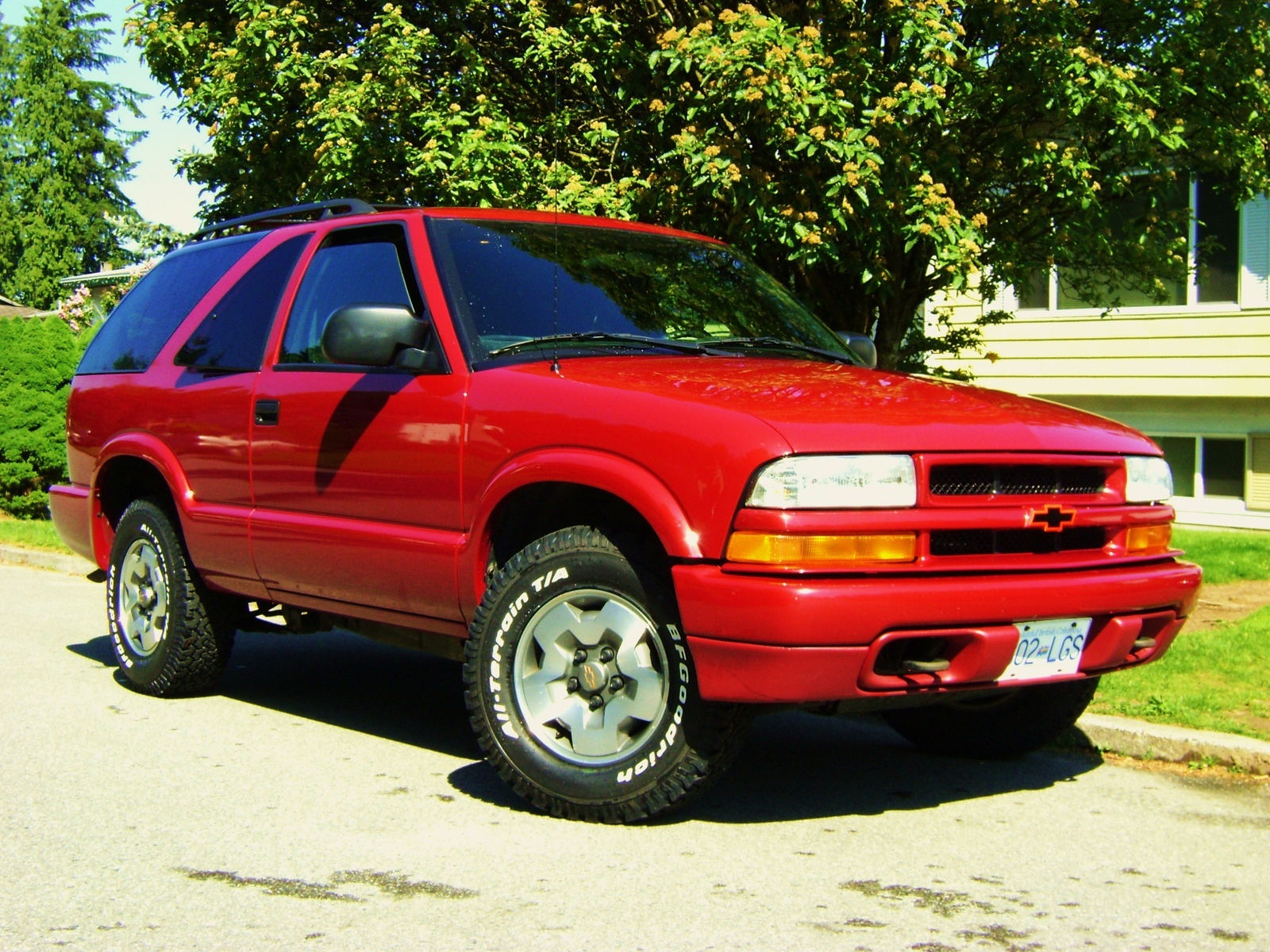 Chevrolet Blazer Overview CarGurus
