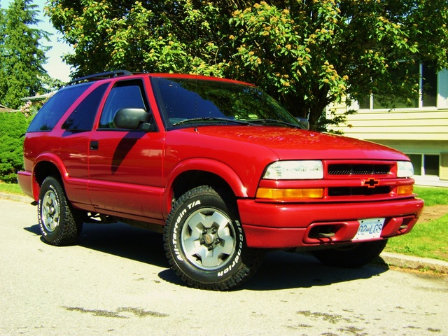 Picture of 2005 Chevrolet Blazer LS 2-Door 4WD