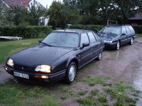 1988 Citroen CX Overview