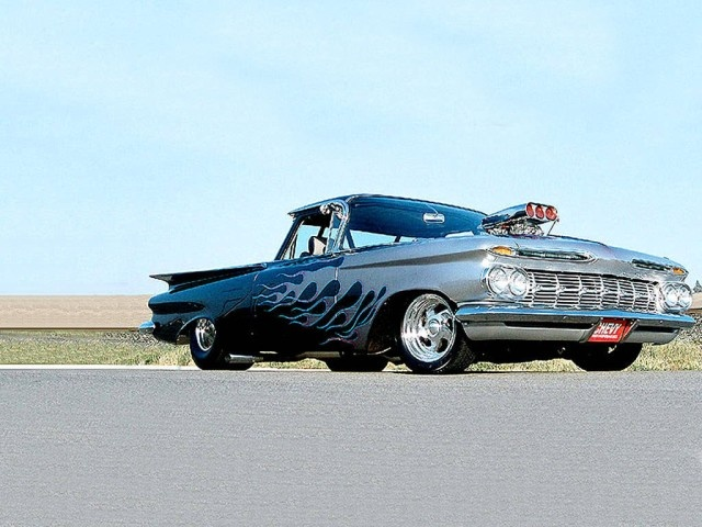 Picture of 1959 Chevrolet El Camino, exterior, gallery_worthy