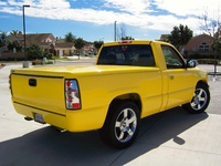 2001 Chevrolet Silverado 1500 Base Short Bed picture, exterior