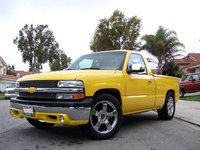 Picture of 2001 Chevrolet Silverado 1500 Base Short Bed, exterior, gallery_worthy
