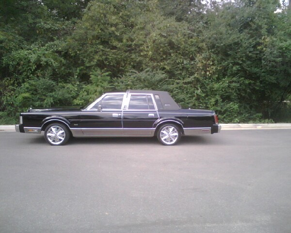 1988+lincoln+town+car+for+sale
