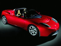 Picture of 2009 Tesla Roadster Convertible, exterior, manufacturer