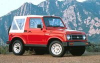 Picture of 1995 Suzuki Samurai 2 Dr JL 4WD Convertible, exterior