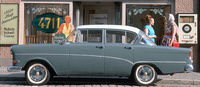 1960 Opel Rekord Overview