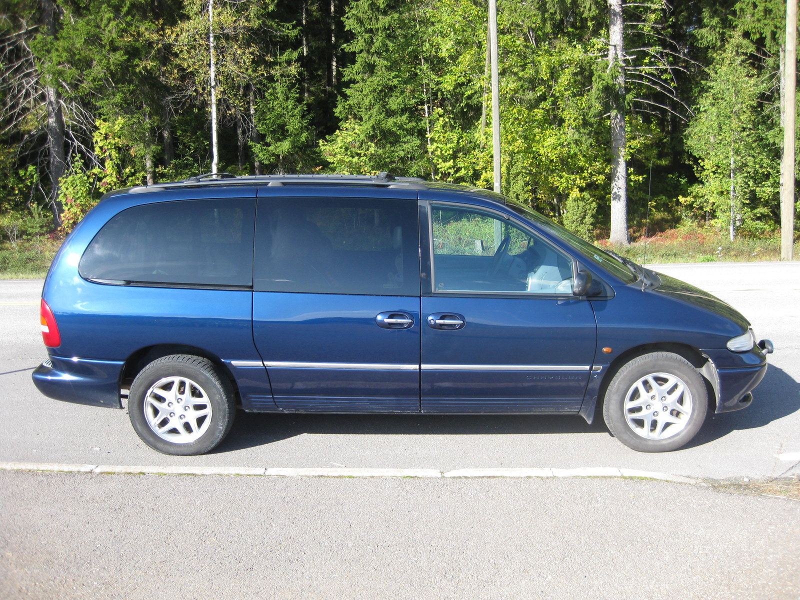 chrysler voyager 2000 - photo #40