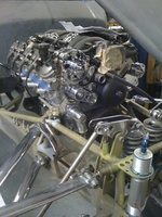 1975 Ford Pinto picture, engine