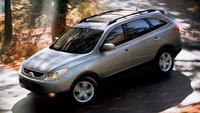 2010 Hyundai Veracruz, Heading downhill, exterior, manufacturer