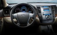 2010 Hyundai Veracruz, Interior View, interior, manufacturer