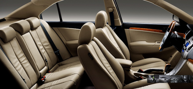 2010 Hyundai Sonata, Interior View, engine, manufacturer, interior