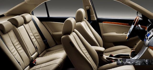 2010 Hyundai Sonata, Interior View, interior, engine, manufacturer