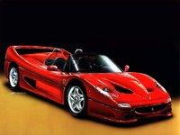 1996 Ferrari F50 Overview
