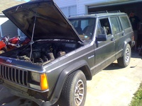 1986 Jeep Cherokee picture, engine, exterior