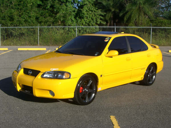 2003 Nissan Sentra Se R Spec V Pic 46953