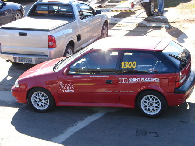 Picture of 1995 Suzuki Swift 2 Dr STD Hatchback, exterior