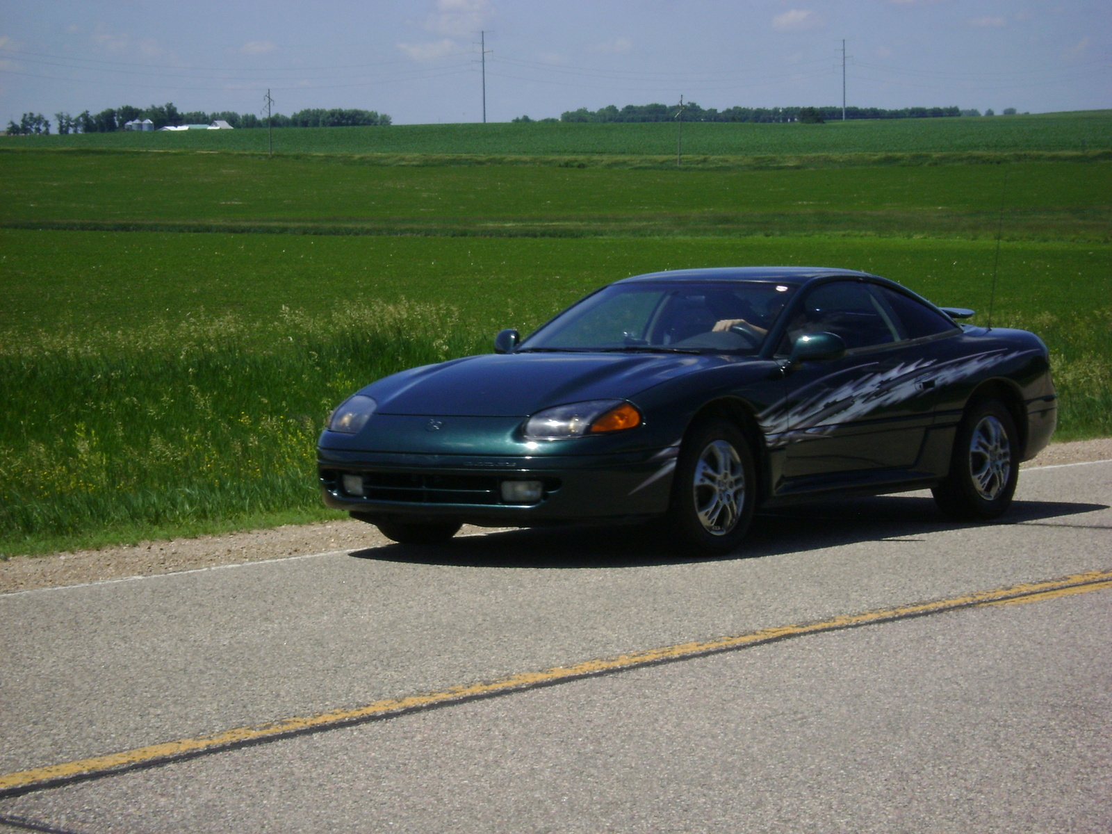 1994 Dodge Stealth - Pictures - 1994 Dodge Stealth 2 Dr STD Ha ...