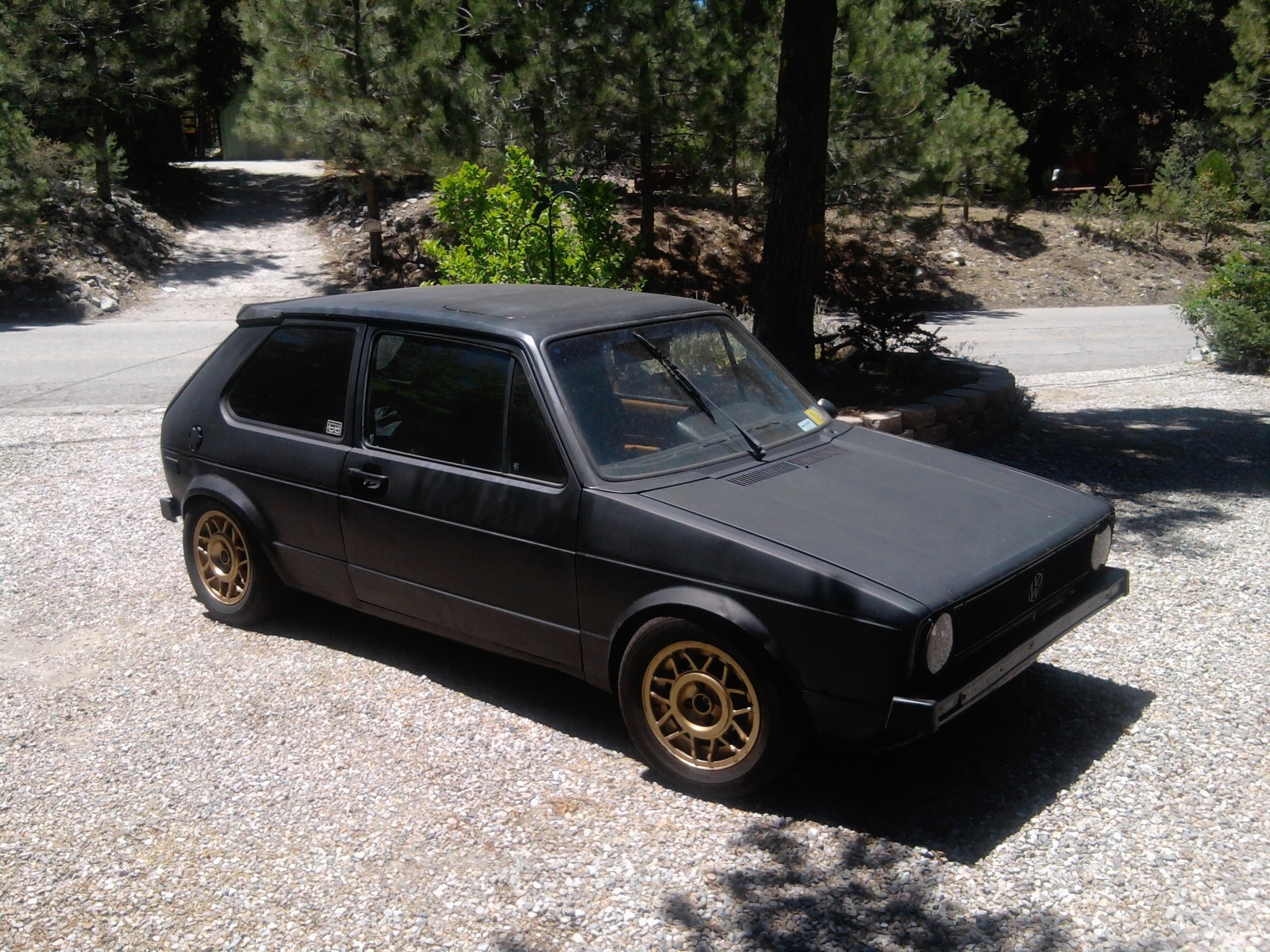 1978 Volkswagen Rabbit