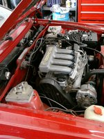 Picture of 1986 Volkswagen Scirocco, engine