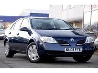 Picture of 2002 Nissan Primera, exterior, gallery_worthy