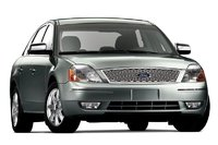 2005 Ford Five Hundred Overview