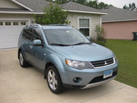 Picture of 2007 Mitsubishi Outlander XLS AWD, exterior
