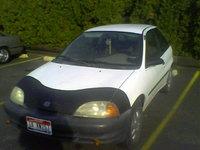 Picture of 1996 Suzuki Swift 2 Dr STD Hatchback, exterior