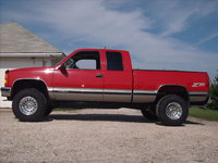 Picture of 1998 GMC Sierra 1500 K1500 SLE 4WD Extended Cab LB, exterior, gallery_worthy