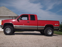Picture of 1998 GMC Sierra 1500 K1500 SLE 4WD Extended Cab LB, exterior