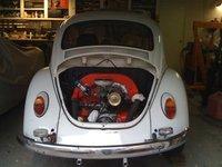 Picture of 1970 Volkswagen Beetle, engine