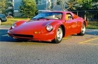 1971 Ferrari Dino 246 Overview