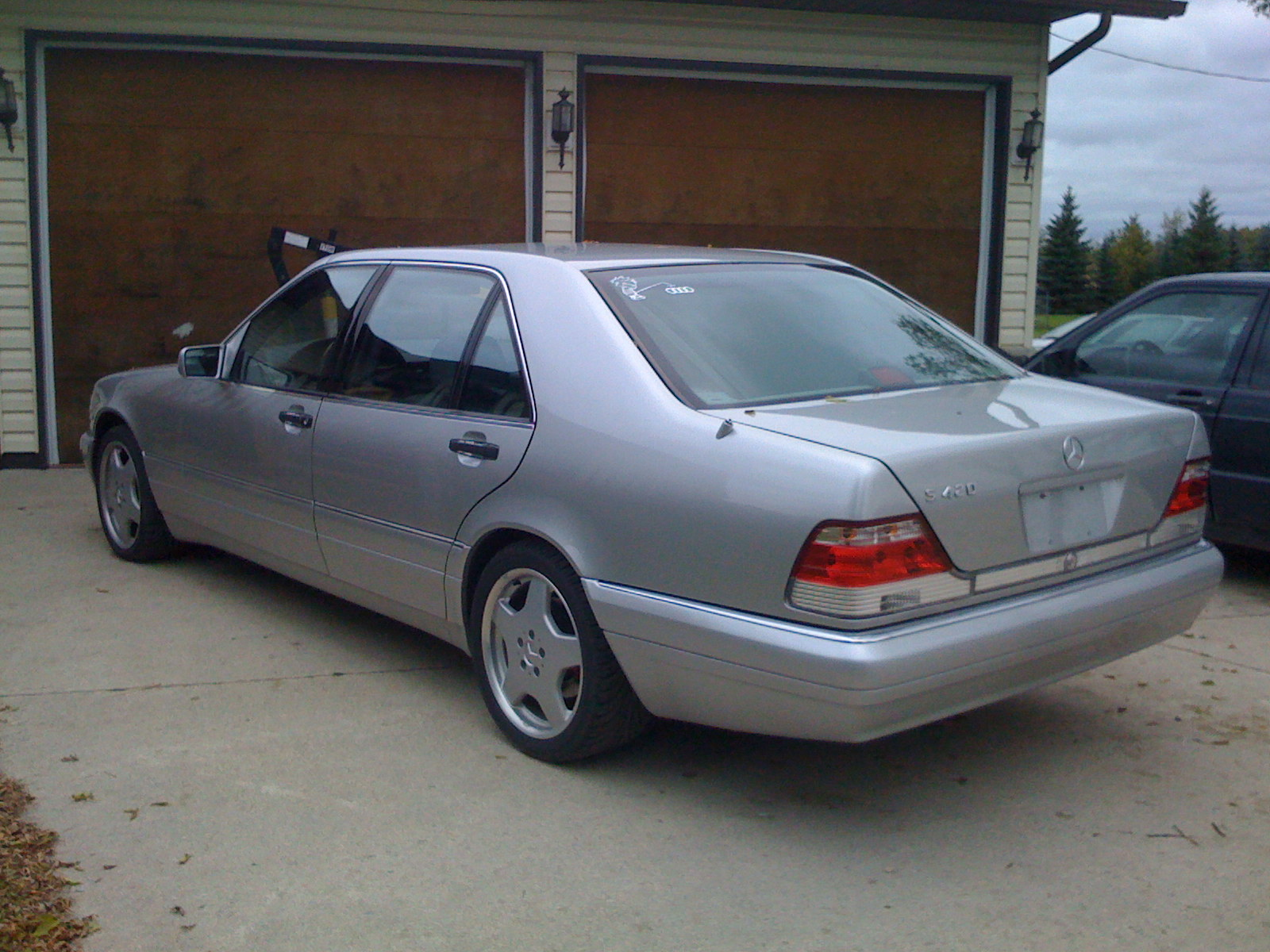 1999 Mercedes-Benz S-Class 4 Dr S420 Sedan, 1999 Mercedes-Benz S420 ...
