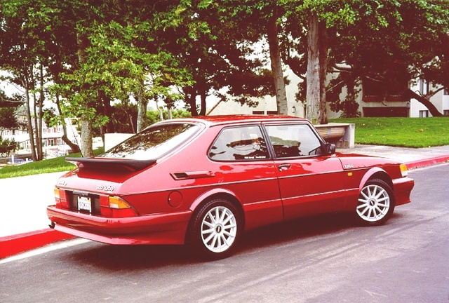 Picture of 1990 Saab 900 2 Dr SPG Turbo Hatchback, exterior