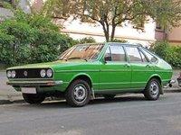 1976 Volkswagen Passat Overview