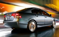 Picture of 2010 Honda Civic, exterior, manufacturer