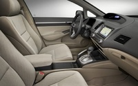 Picture of 2010 Honda Civic, interior, manufacturer