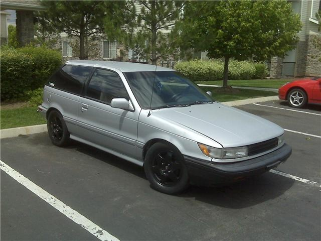 Picture of 1990 Mitsubishi Mirage