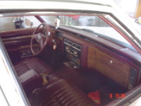 Picture of 1983 Cadillac DeVille, interior
