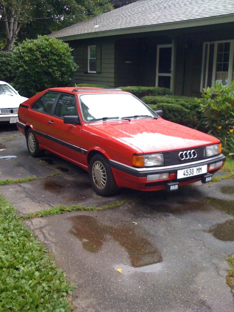 1986 Audi Coupe - Pictures - CarGurus