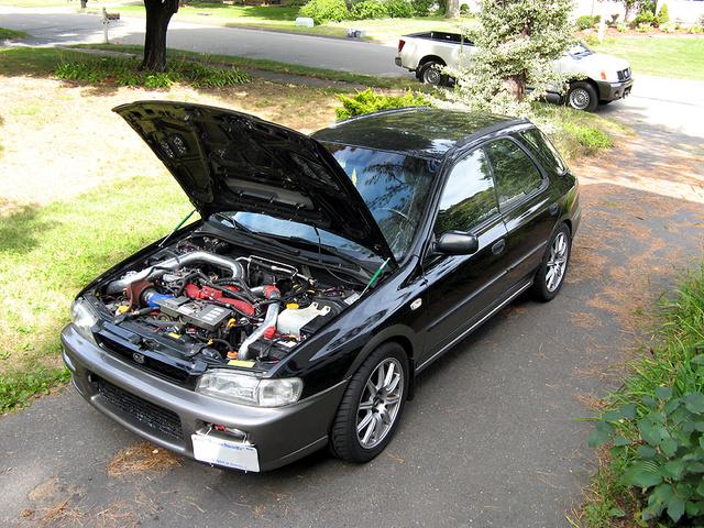 1998 Subaru Impreza - Pictures