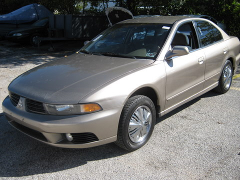 Picture of 2002 Mitsubishi Galant LS