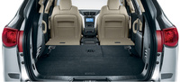 2010 Chevrolet Traverse, Interior Cargo View, interior, manufacturer, engine